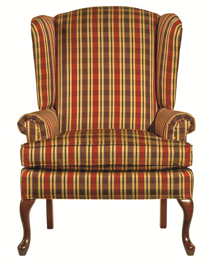 Accent Chairs Camden Chair by Kincaid Furniture at Johnny Janosik