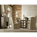 Kincaid Furniture Mill House Casual Dining Room Group - Item Number: 860 Dining Room Group 5