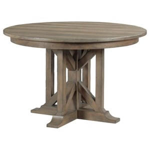 Manning Round Dining Table