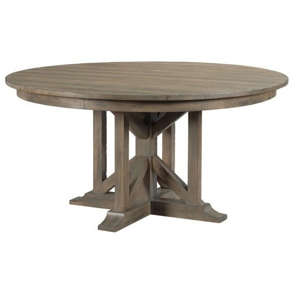 Mill House Rogers Dining Table by Kincaid Furniture at Johnny Janosik