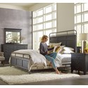 Kincaid Furniture Mill House Queen Bedroom Group - Item Number: A Bedroom Group 3
