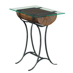 Kincaid Furniture Modern Classics Occasional Tables End Table