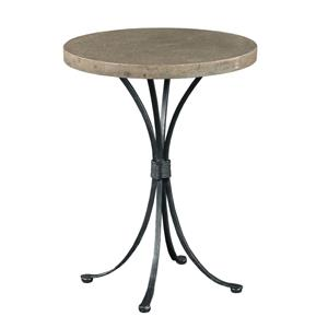 Kincaid Furniture Modern Classics Occasional Tables Round End Table