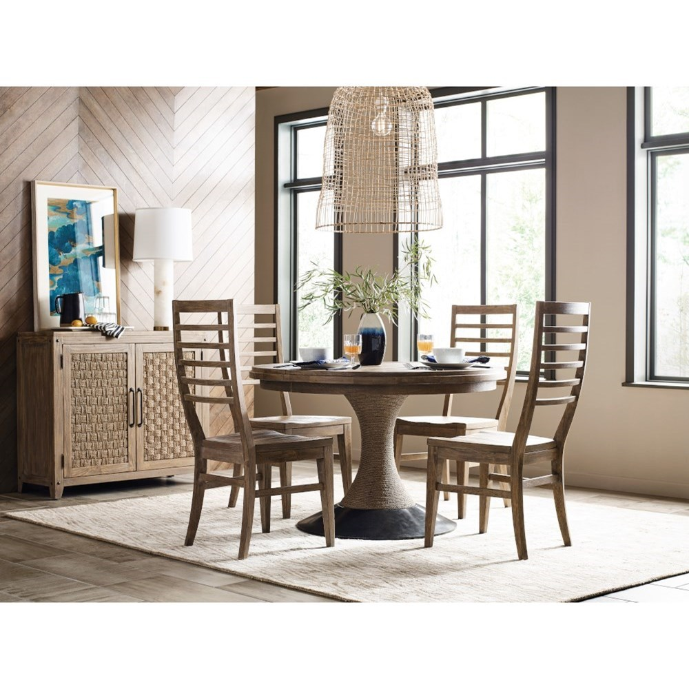 Modern Forge Casual Dining Room Group at Stoney Creek Furniture