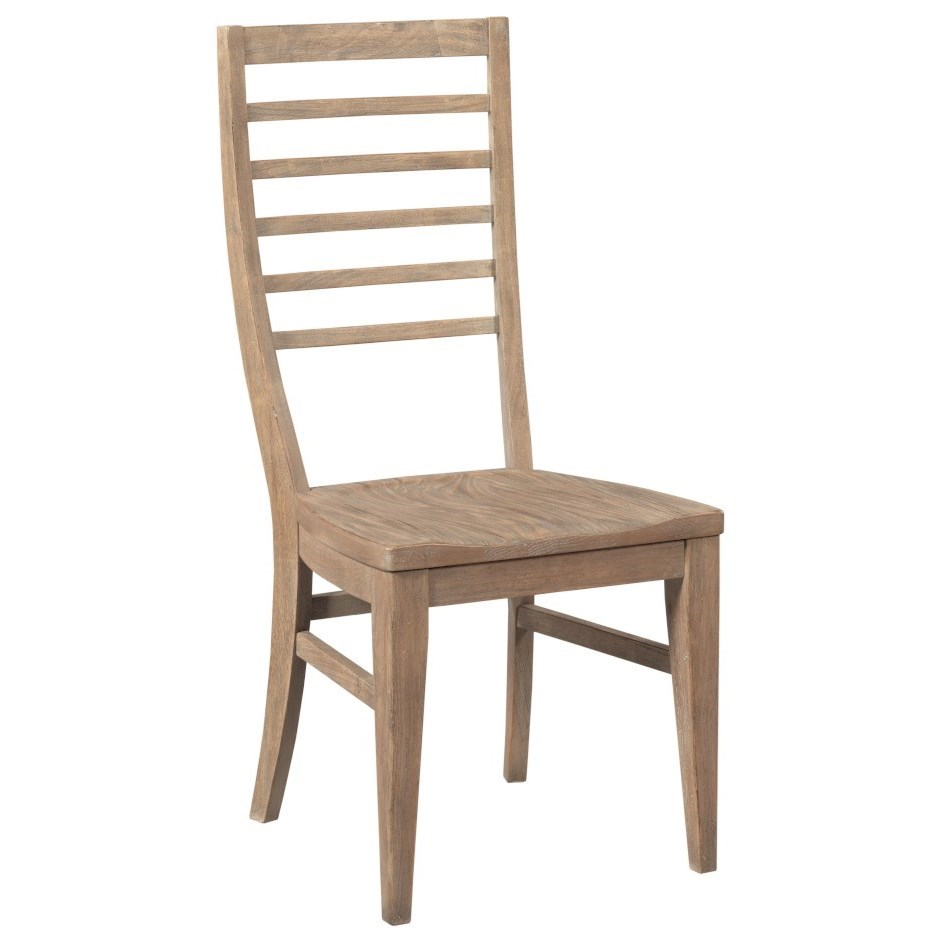 Modern Forge Canton Ladderback Side Chair at Stoney Creek Furniture