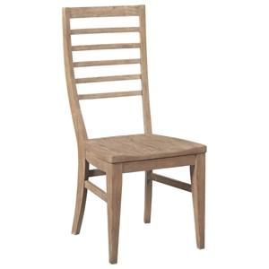 Canton Ladderback Side Chair