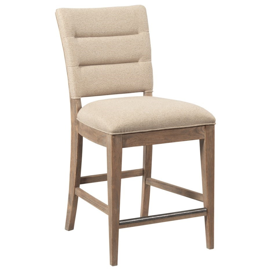 Modern Forge Emory Counter Height Chair at Stoney Creek Furniture