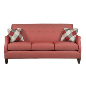 Kincaid Furniture Modern Select Apartment Sofa