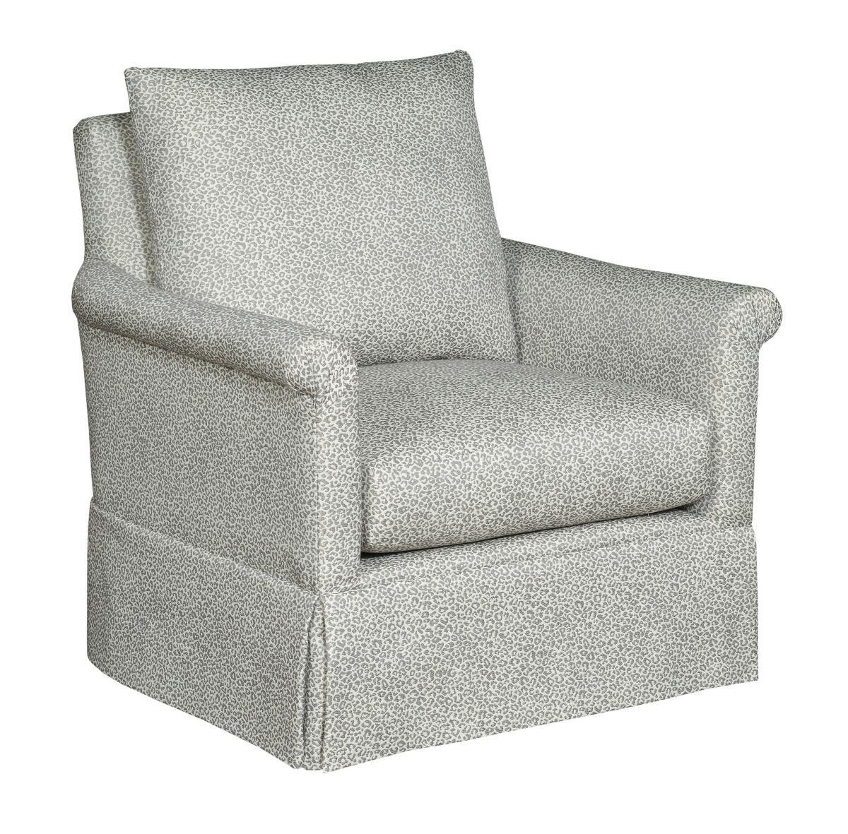Kincaid Furniture Modern Select Chair - Item Number: X12-84-MalindiCharcoal