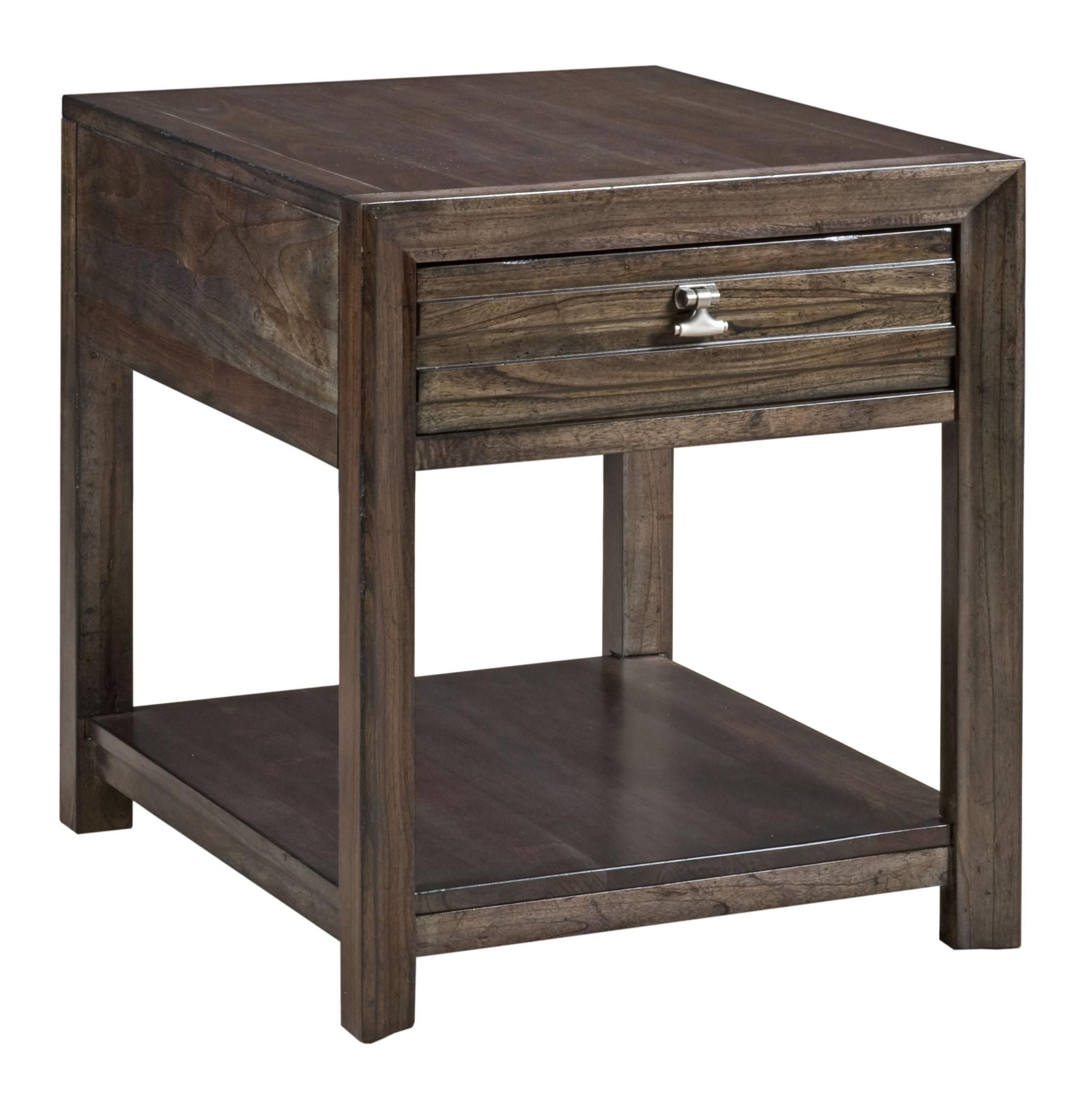 Kincaid Furniture Montreat Montreat Drawer End Table