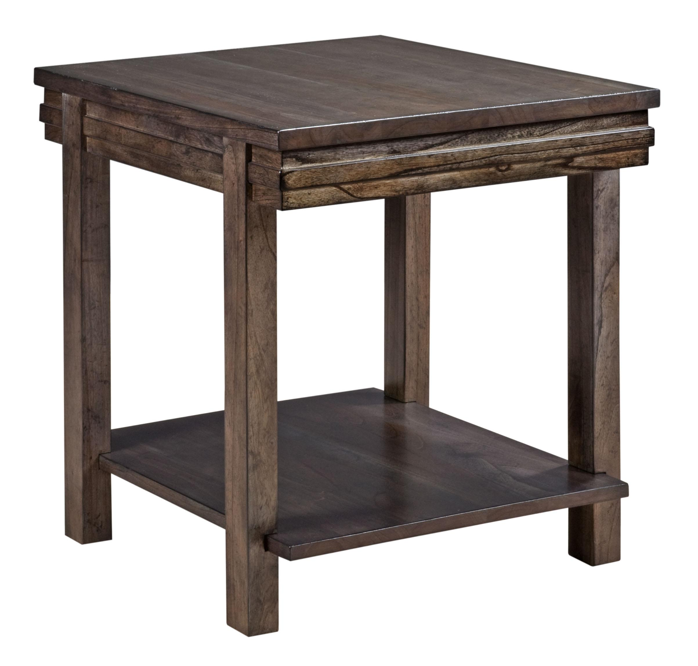 Kincaid Furniture Montreat Cantilever End Table - Item Number: 84-022