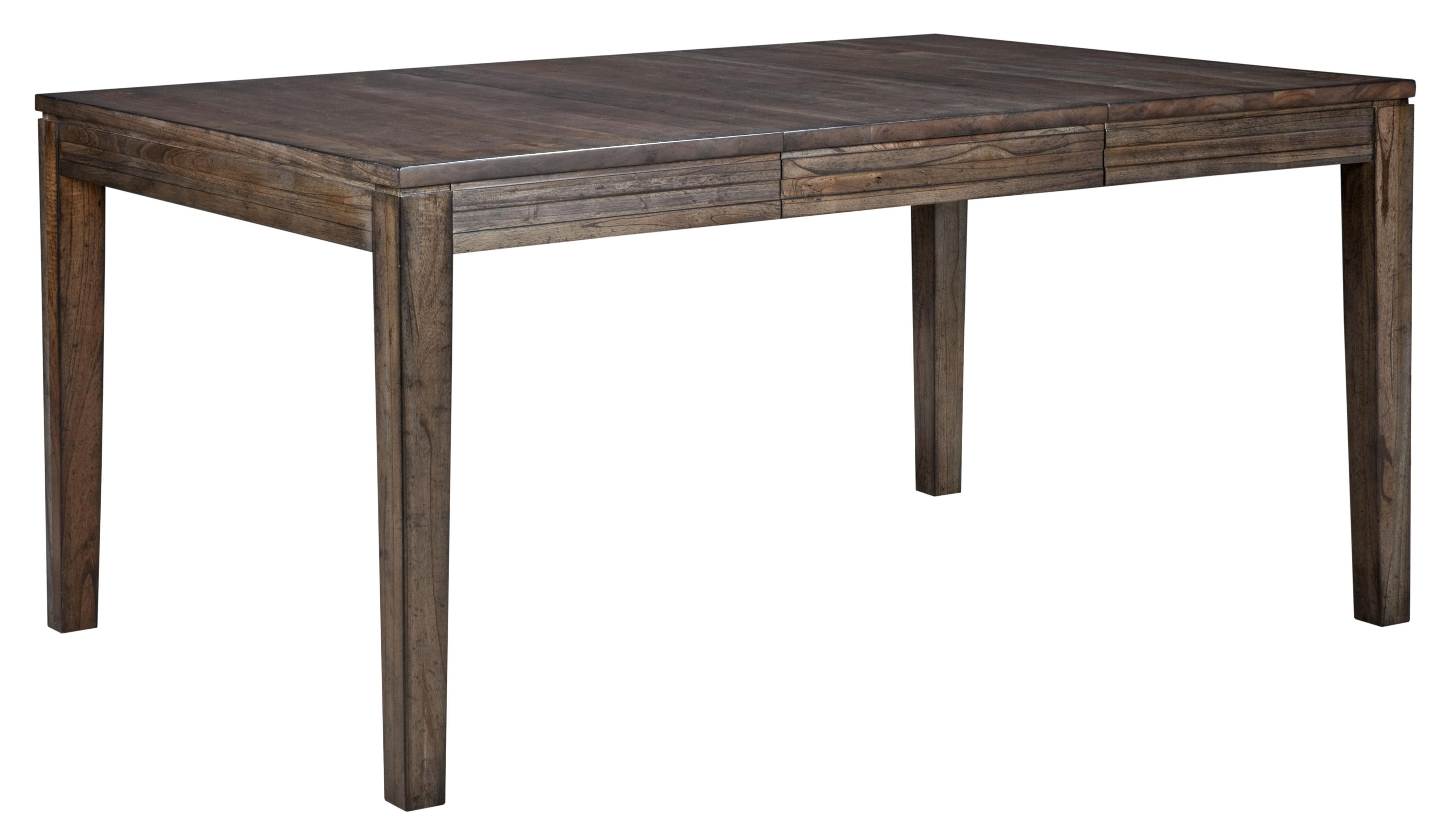 Kincaid Furniture Montreat Cornerstone Dining Table - Item Number: 84-054
