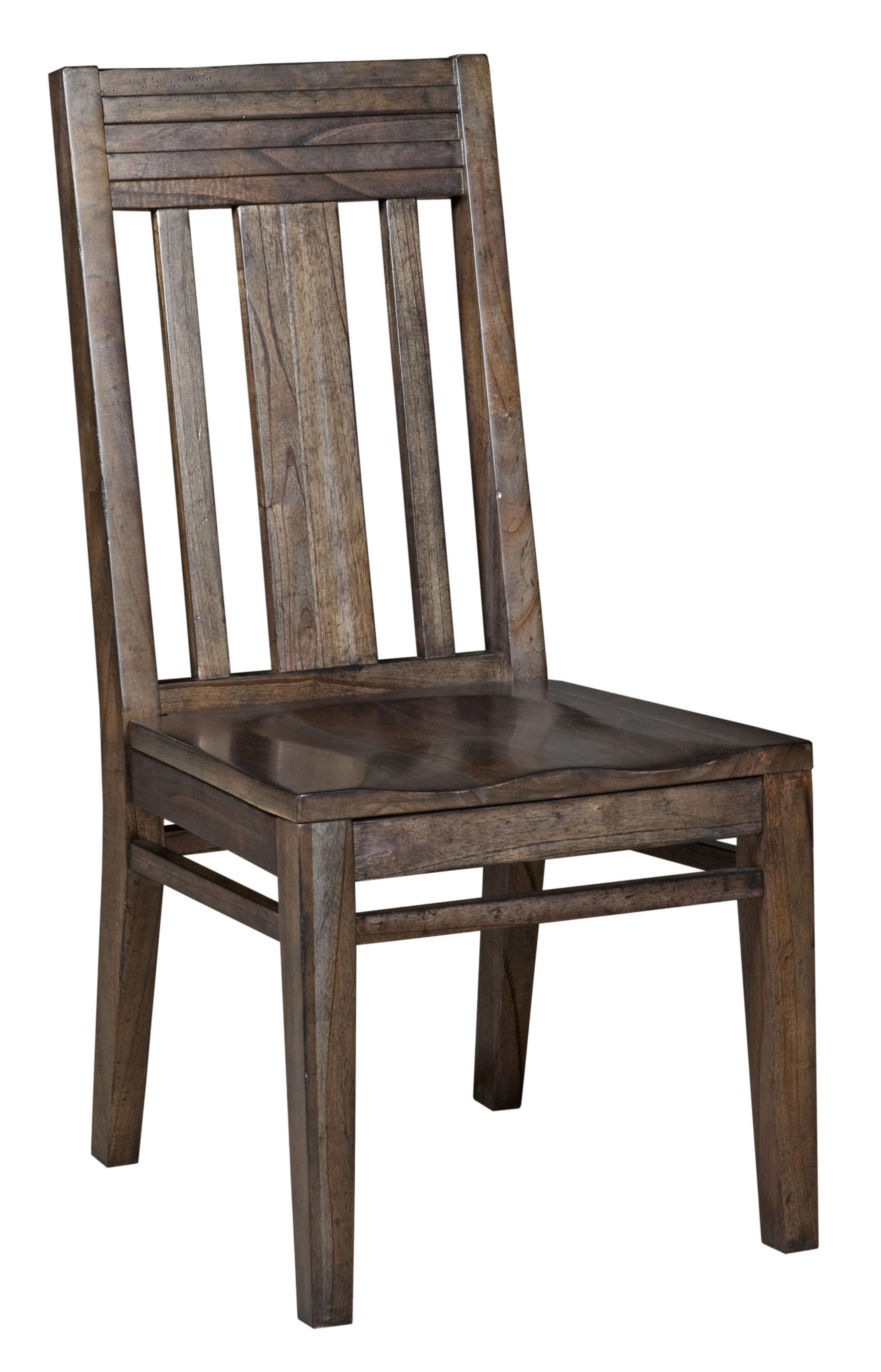 Kincaid Furniture Montreat Saluda Side Chair - Item Number: 84-061