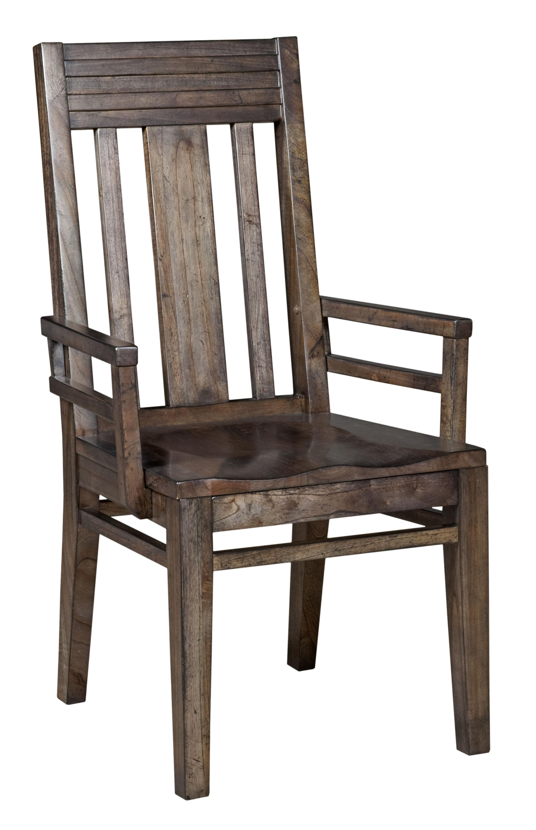 Kincaid Furniture Montreat Saluda Arm Chair - Item Number: 84-062