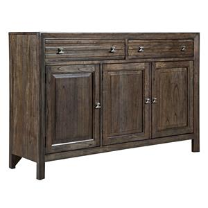 Kincaid Furniture Montreat Black Rock Sideboard