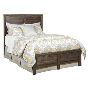 Kincaid Furniture Montreat King Borders Panel Bed