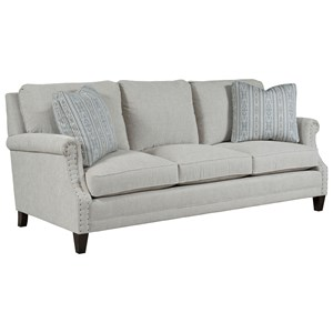Kincaid Furniture Patterson Stationary 3-Seat Sofa