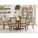Kincaid Furniture Plank Road Formal Dining Room Group - Item Number: 706 Dining Room Group 1