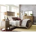 Kincaid Furniture Plank Road Queen Bedroom Group - Item Number: 706 Queen Bedroom Group 2