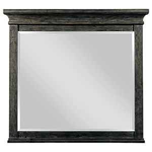 Kincaid Furniture Plank Road Jessup Mirror