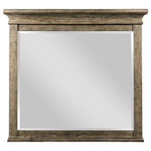 Kincaid Furniture Plank Road Jessup Mirror
