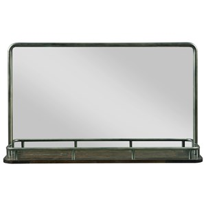 Kincaid Furniture Plank Road Westwood Landscape Mirror