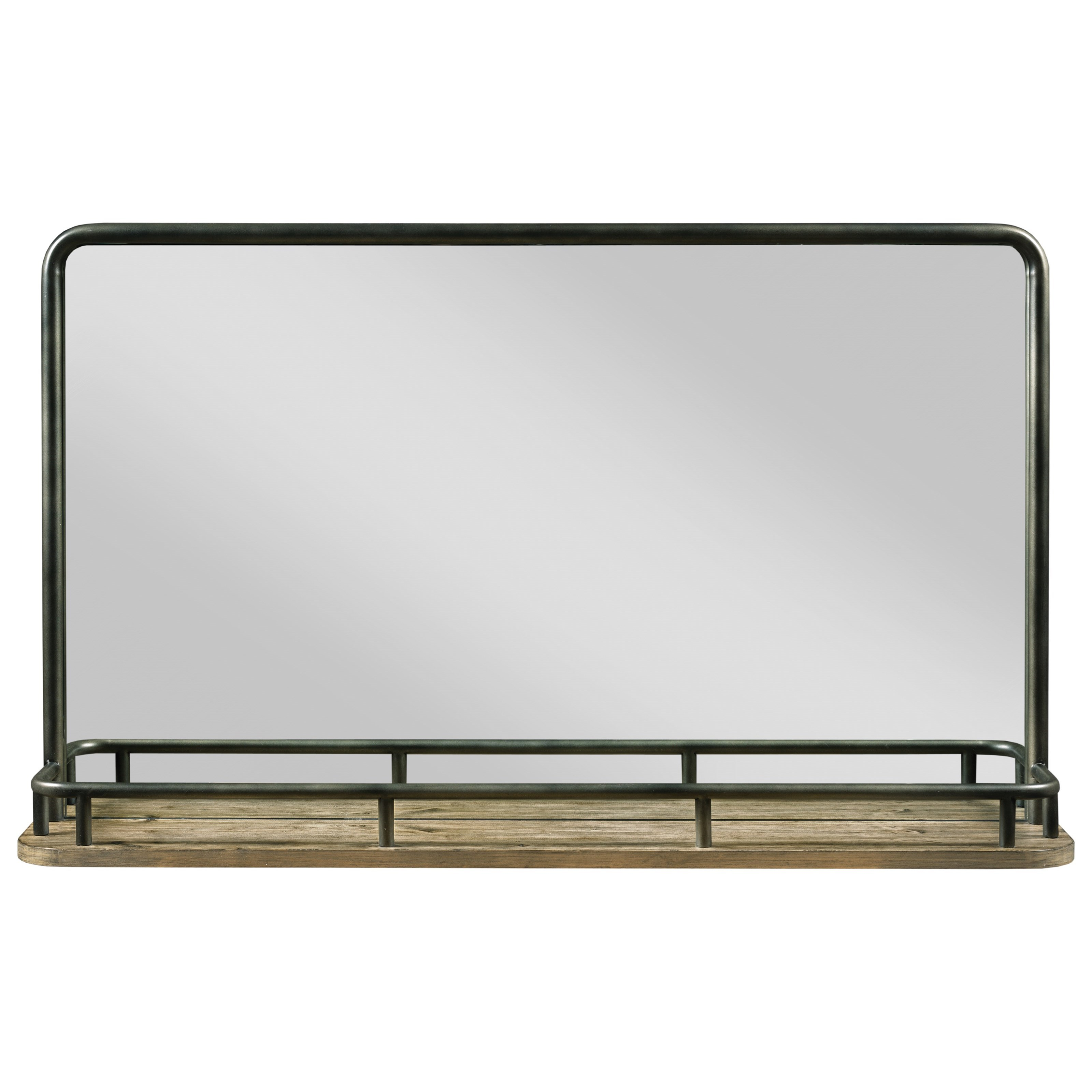 Plank Road Westwood Landscape Mirror                    at Stoney Creek Furniture
