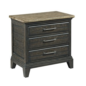 Kincaid Furniture Plank Road Blair Nightstand