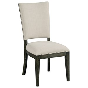 Kincaid Furniture Plank Road Howell Side Chair