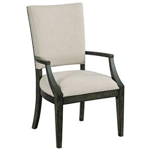 Kincaid Furniture Plank Road Howell Arm Chair