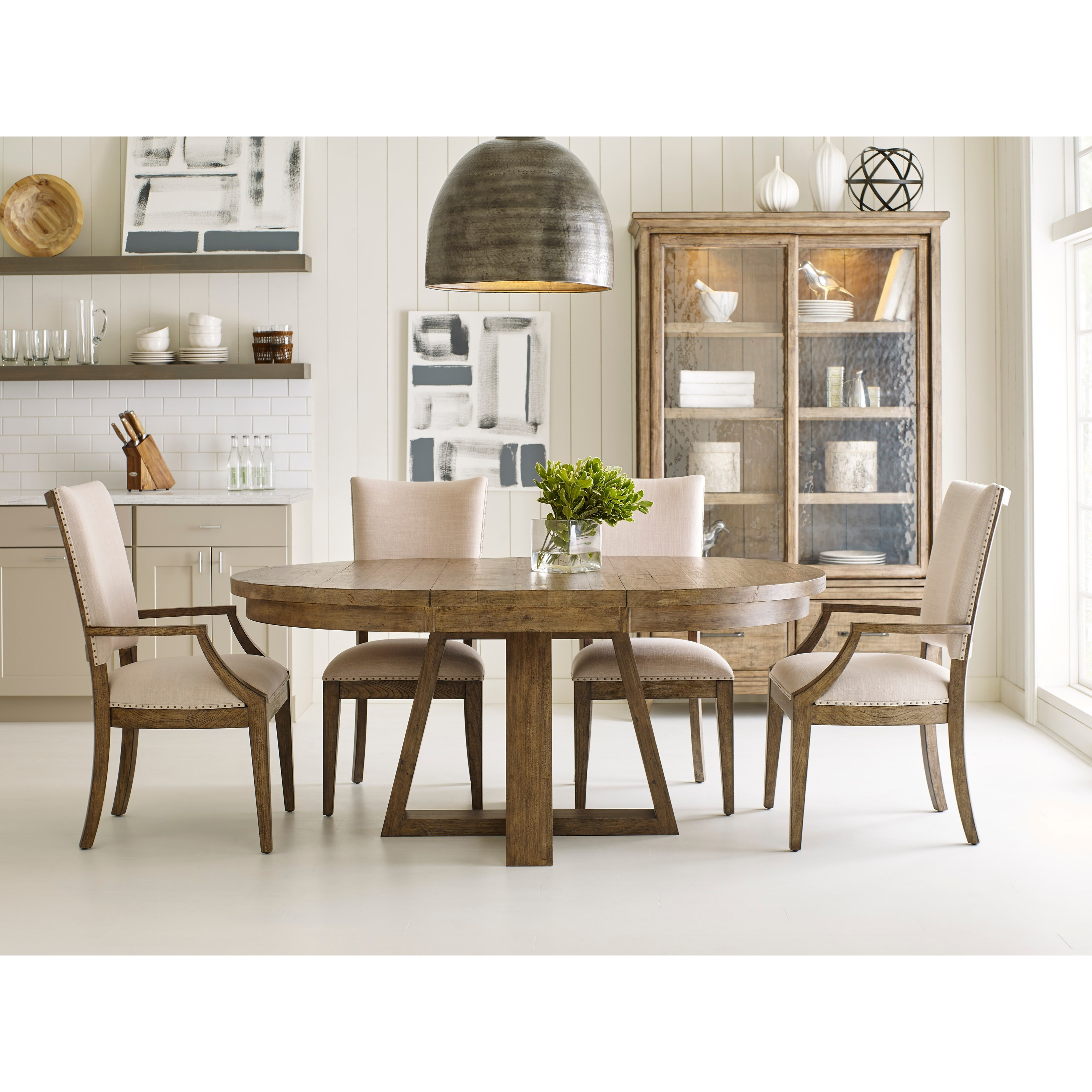 Kincaid Furniture Plank Road Darby Solid Wood China
