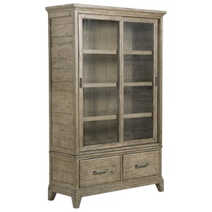 Darby Display Cabinet