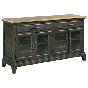 Kincaid Furniture Plank Road Rockland Buffet