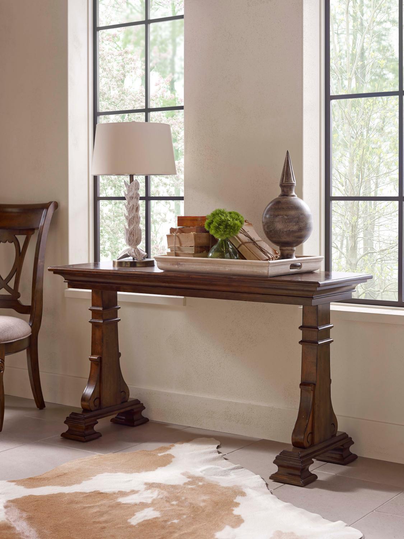 Kincaid Furniture Portolone 95-025 Traditional Solid Wood