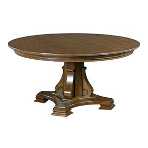 "Kincaid Furniture Portolone 60"" Round Dining Table"