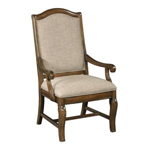 Kincaid Furniture Portolone Upholstered Arm Chair