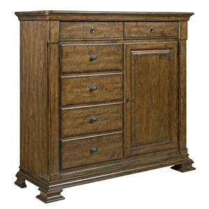 Kincaid Furniture Portolone Sorenno Door Chest