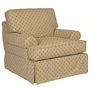 Kincaid Furniture Samantha Slipcover Chair
