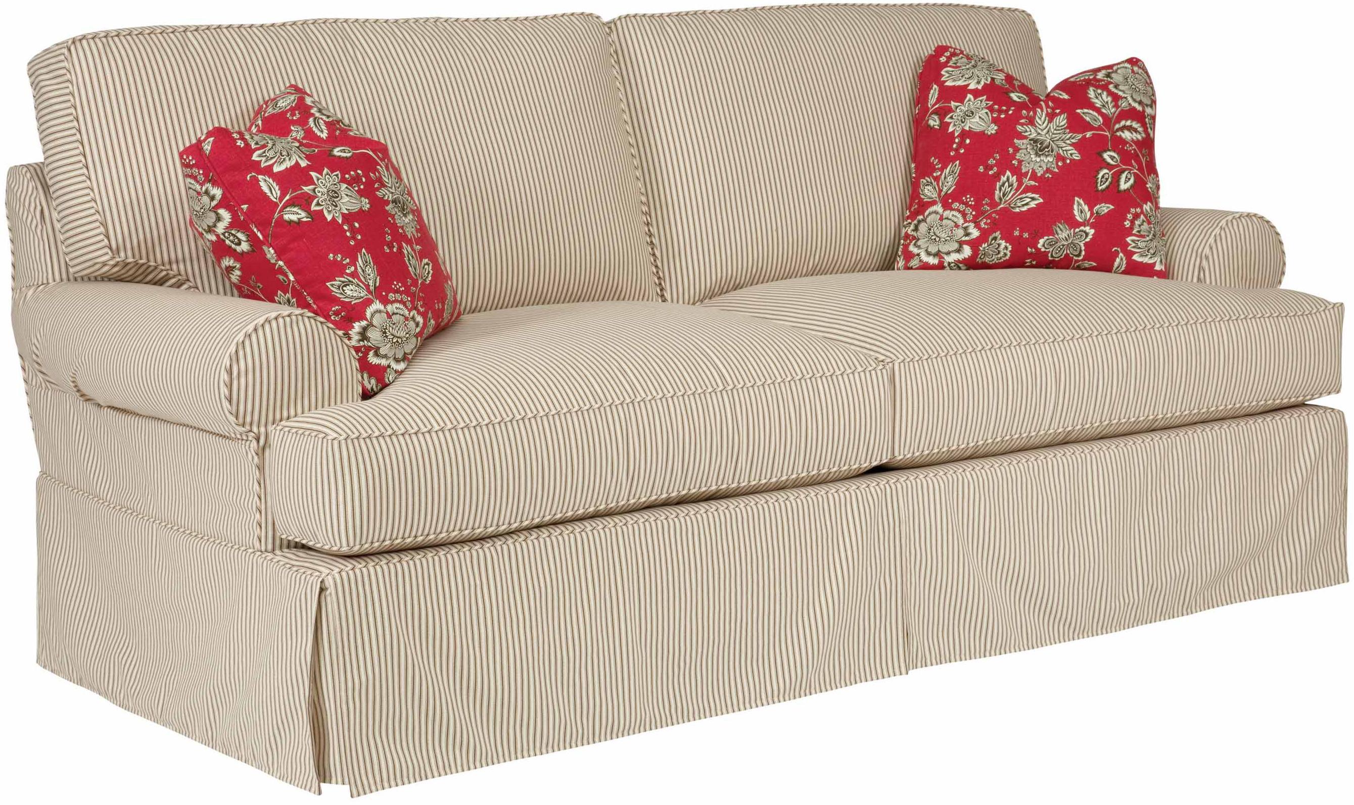28 [ Slipcover For Pillow Back Sofa ]
