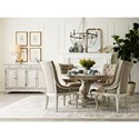 Kincaid Furniture Selwyn Casual Dining Room Group - Item Number: 020 Dining Room Group 1