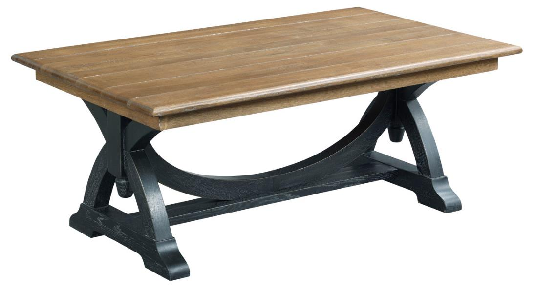 Kincaid Furniture Stone Ridge Rectangular Cocktail Table - Item Number: 72-023