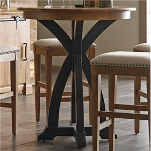Kincaid Furniture Stone Ridge Round Bistro Table
