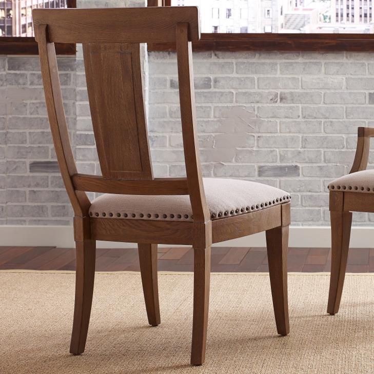 Kincaid Furniture Stone Ridge Side Chair - Item Number: 72-061