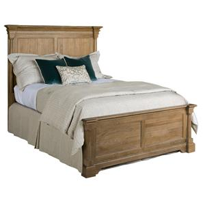 Kincaid Furniture Stone Ridge 5/0 Panel Bed