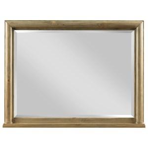 Kincaid Furniture Stone Street Vista Mirror