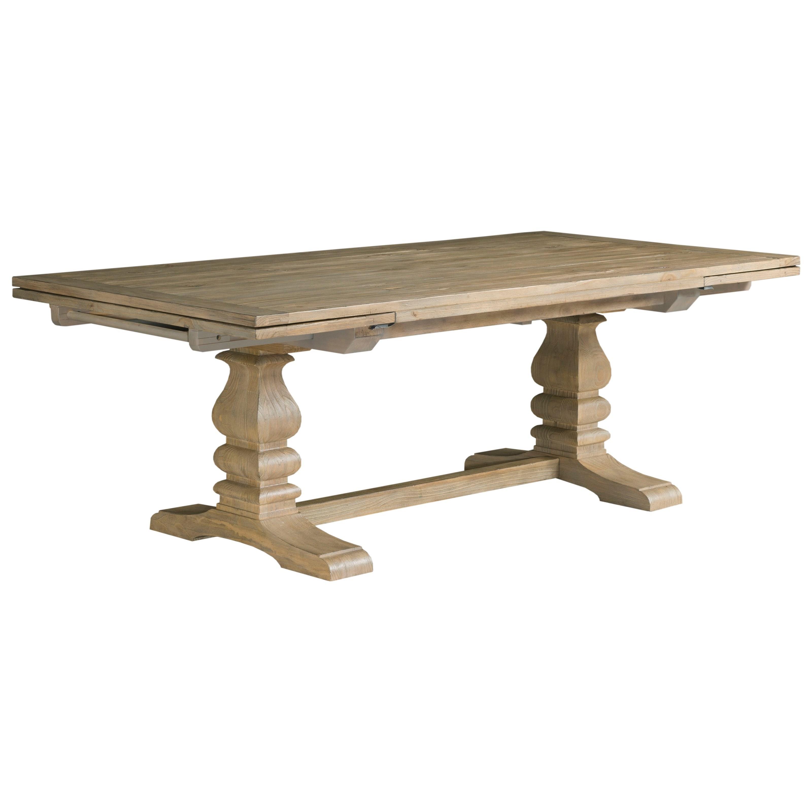 Adler Trestle Table