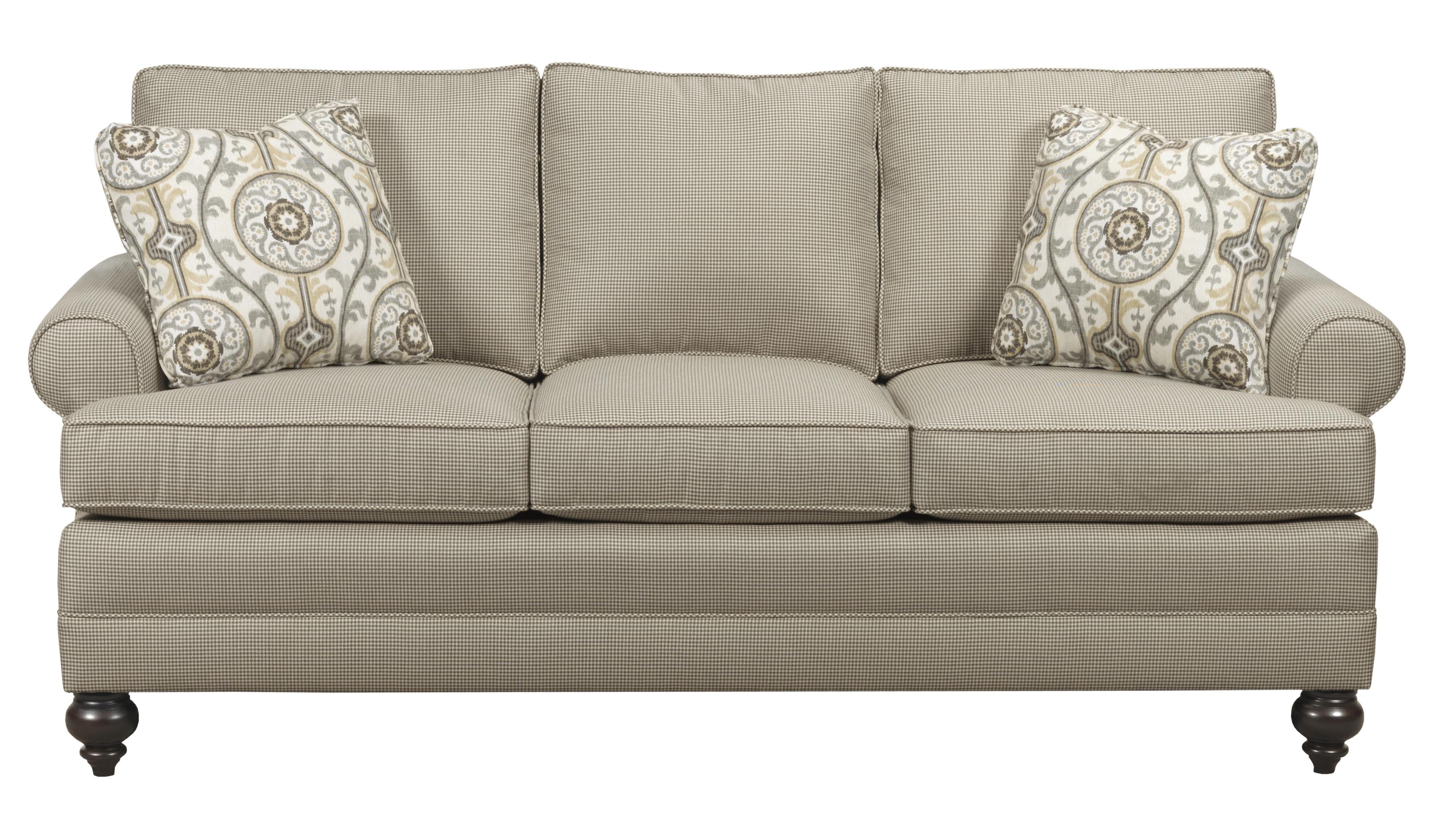 "Custom 75"" Sofa"