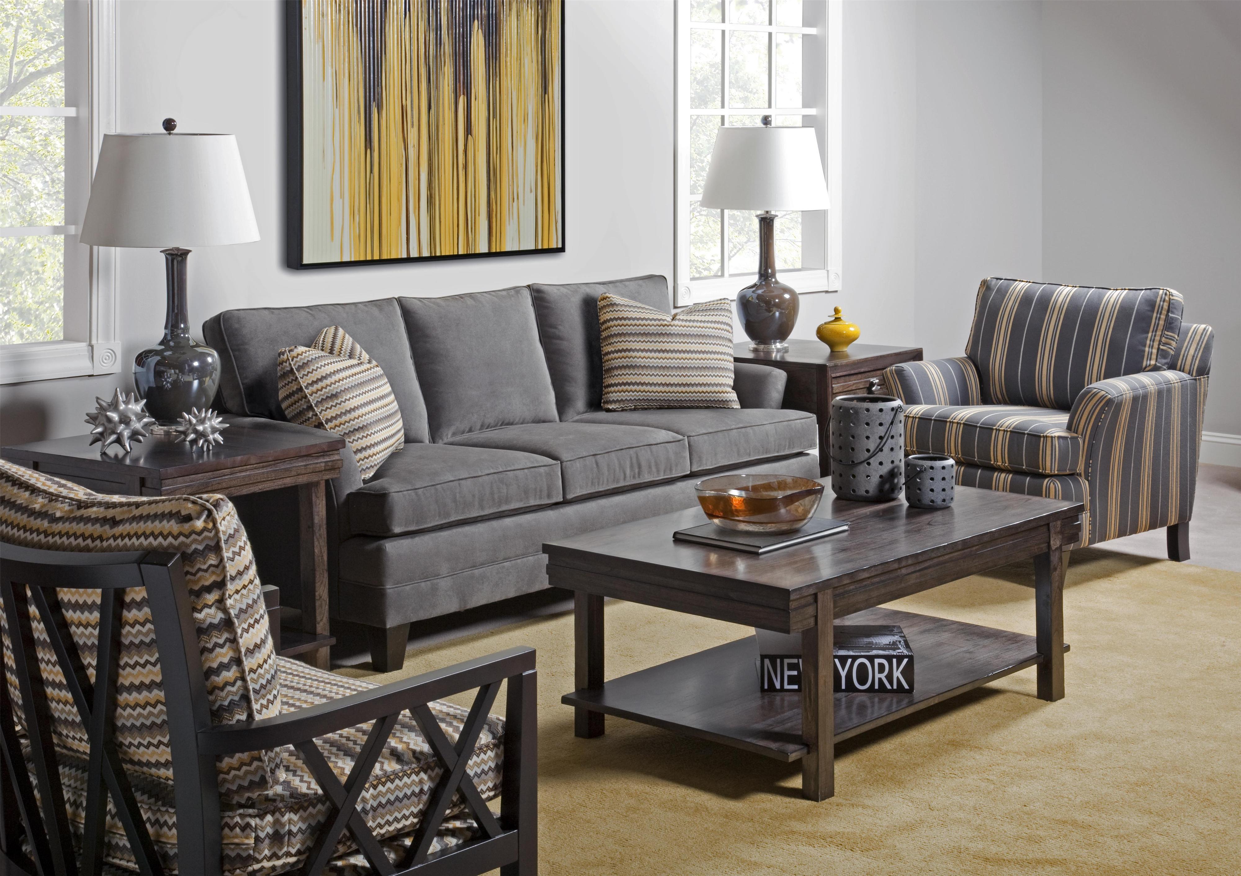 Kincaid Furniture Studio Select Customizable 75 Quot Sofa