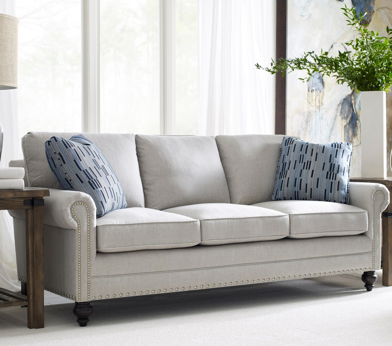 Kincaid Furniture Studio Select Customizable 85 Inch Sofa