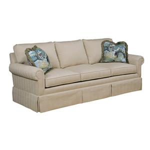 Kincaid Furniture Studio Select Customizable 85 Inch Sofa
